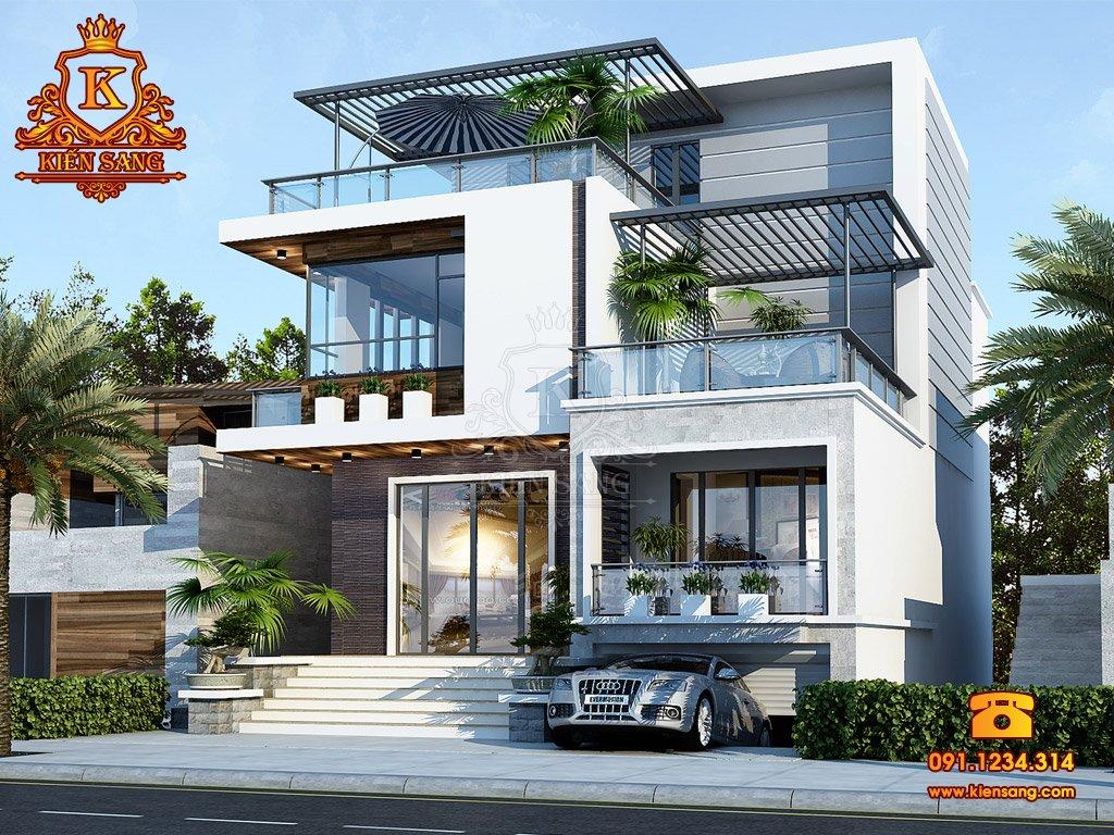 Cập nhật xu hướng mới: Nhà phố 2 tầng hiện đại tại Hà Nội