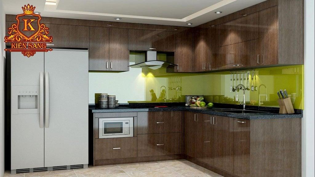TOP 5 mẫu thiết kế bếp chung cư hiện đại
