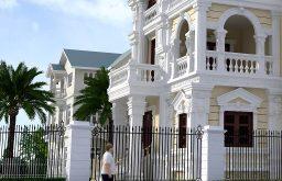 Có nên xây biệt thự cổ điển kiểu Pháp không?