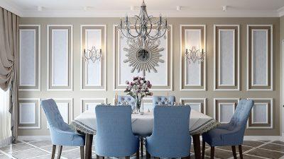 Xin mẫu thiết kế nội thất nhà biệt thự cao cấp?