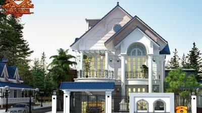 Hỏi giá xây dựng biệt thự 2 tầng Kiểu Nhật