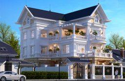 25+ Mẫu biệt thự 3 tầng đẹp nhất Việt Nam