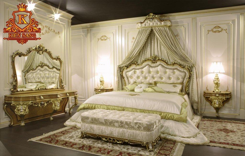 Phòng ngủ cổ điển