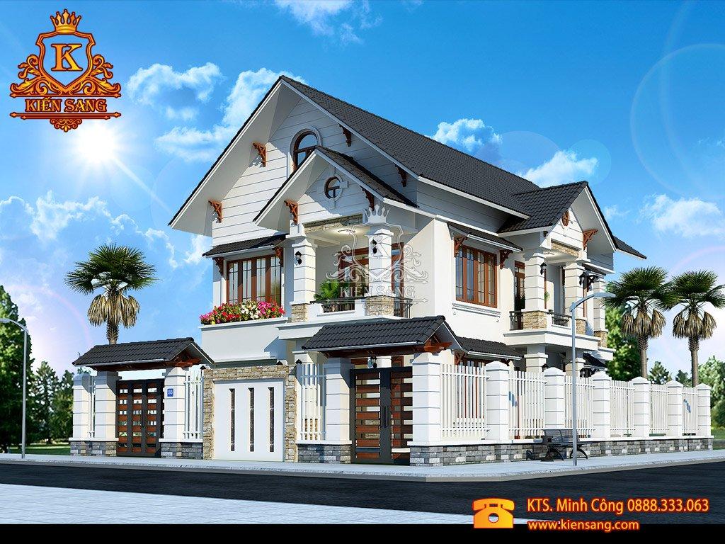 Thiết kế nhà phố tại Hà Giang