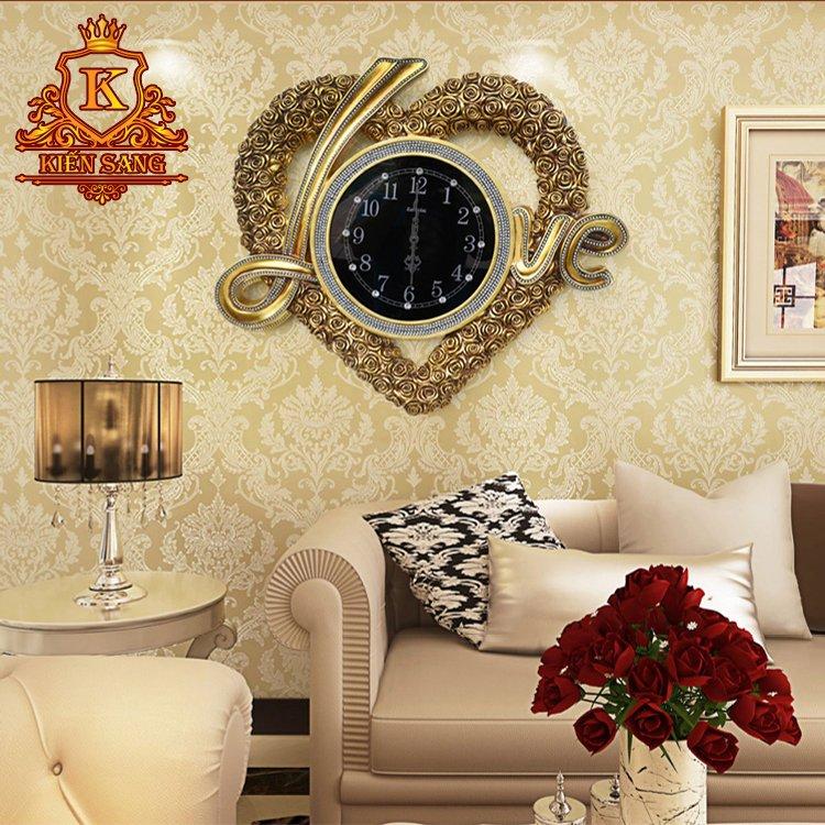 Mẫu đồng hồ trang trí đẹp cho căn nhà của bạn