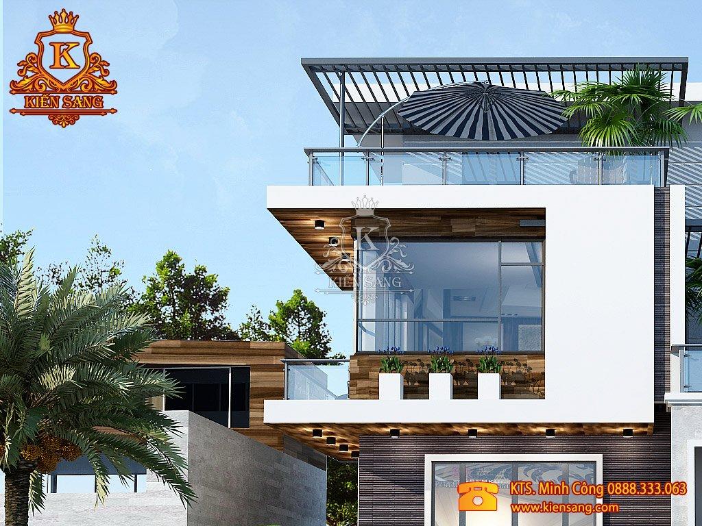 Thiết kế biệt thự tại Hồ Chí Minh