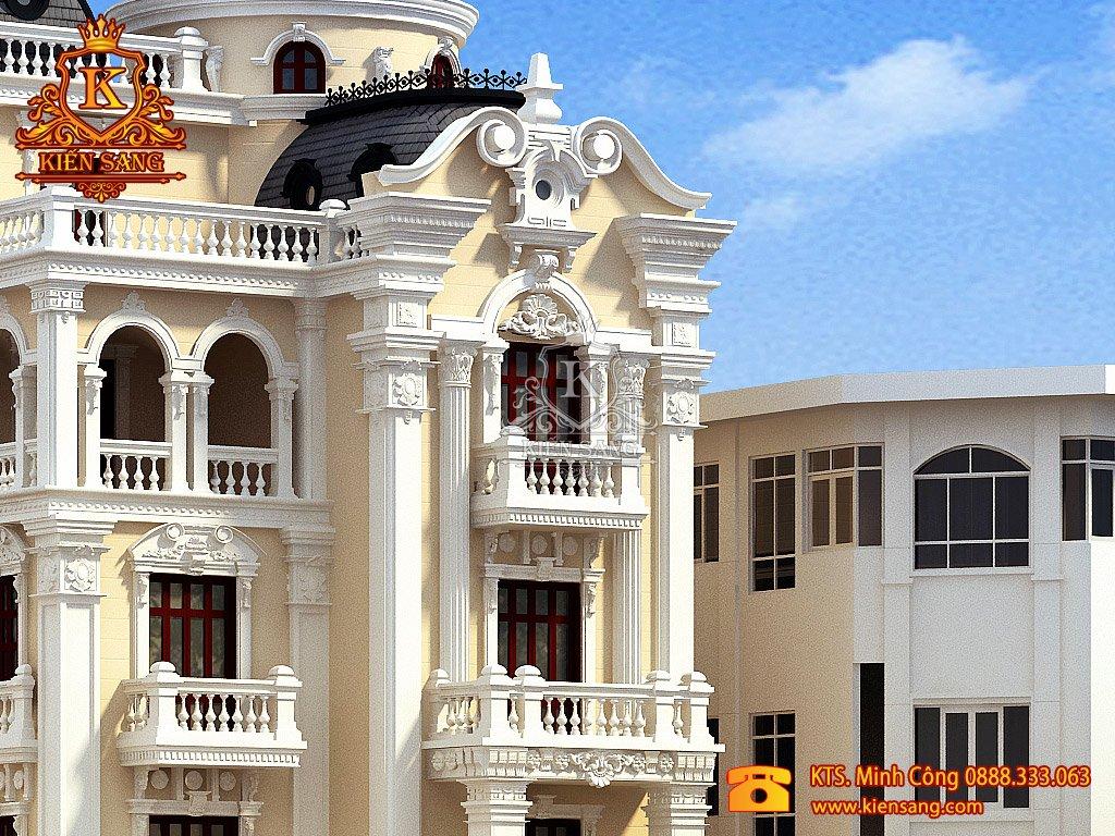 Thiết kế biệt thự tại Đắk Nông