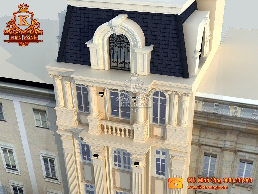 Thiết kế kiến trúc tại Bắc Giang