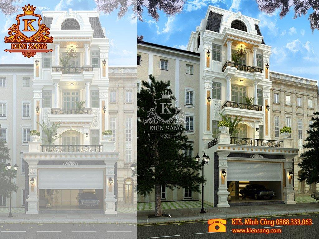 Thiết kế kiến trúc tại Đà Nẵng