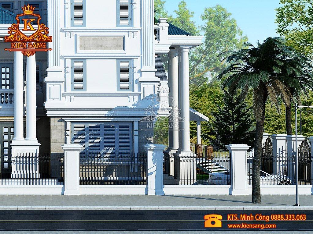 Thiết kế nhà phố tại Lạng Sơn