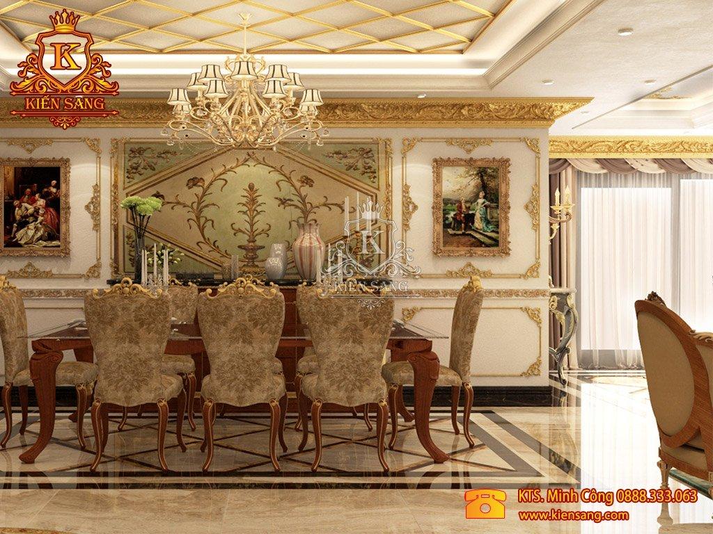 Thiết kế nội thất tại bạc Liêu