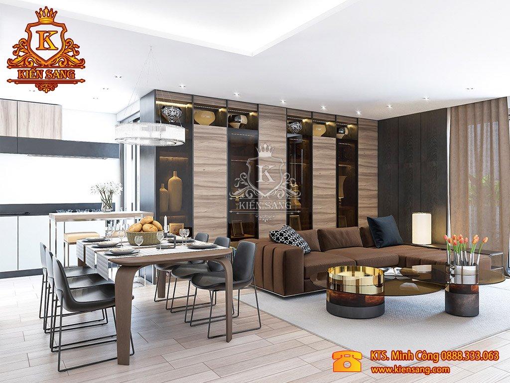 Thiết kế nội thất tại long An