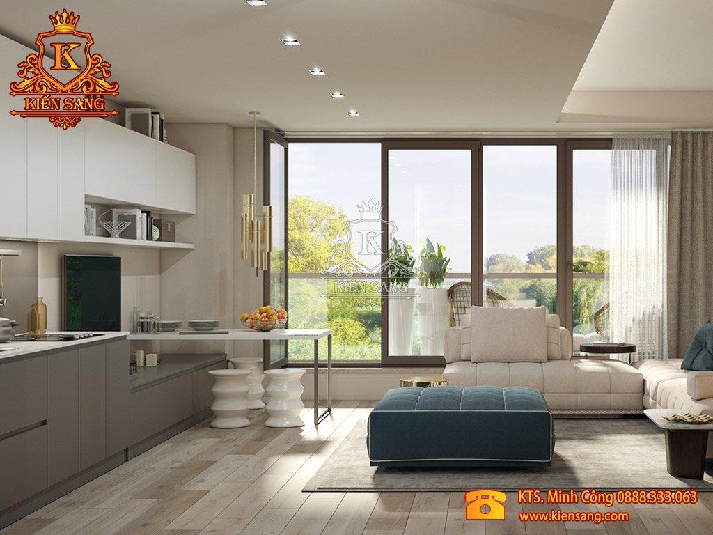 Thiết kế nội thất tại lai Châu