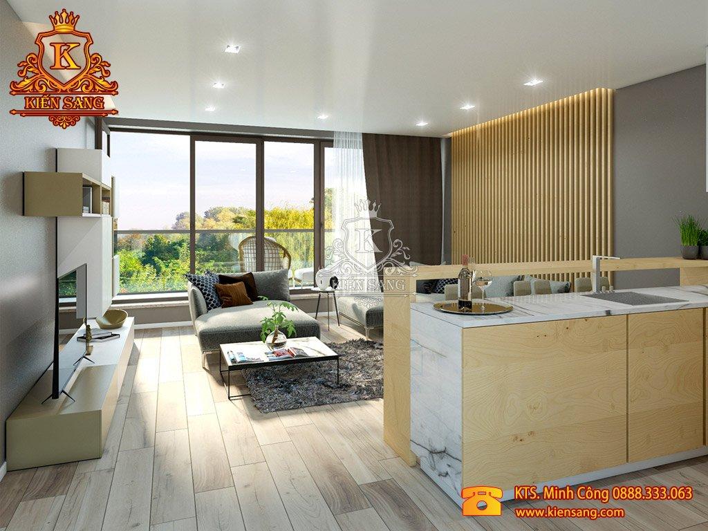 Thiết kế nội thất tại quảng Nam