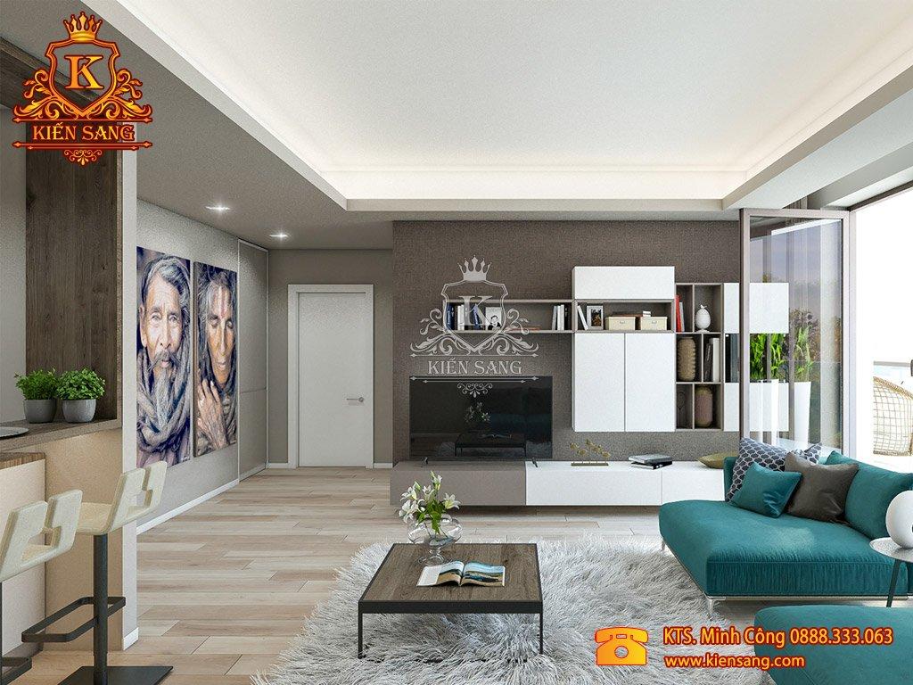 Thiết kế nội thất tại bình Thuận
