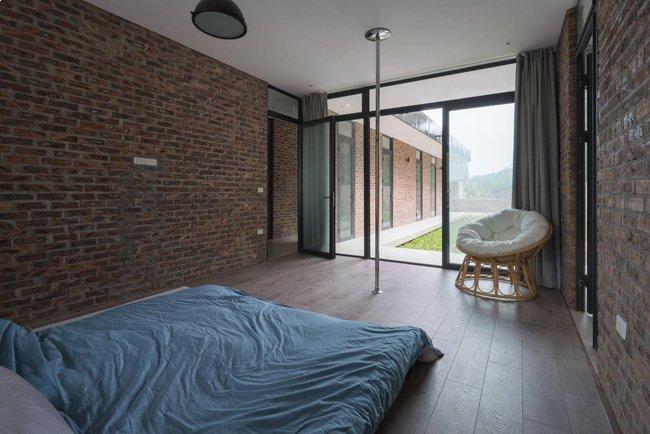 Biệt thự 1 tầng siêu đẹp ở Sóc Sơn lên Báo nước ngoài