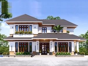 Biệt thự 2 tầng hiện đại tại Đồ Sơn