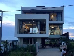 Biệt thự 2 tầng hiện đại tại Lào Cai