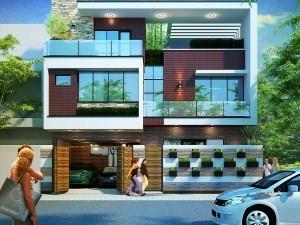 Biệt thự 2 tầng hiện đại tại Hưng Yên