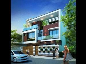 Biệt thự 3 tầng hiện đại tại Vĩnh Phúc