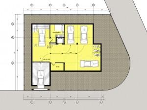 Biệt thự 3 tầng hiện đại tại Hải Phòng