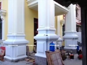 Biệt thự 3 tầng tân cổ điển tại Hải Dương