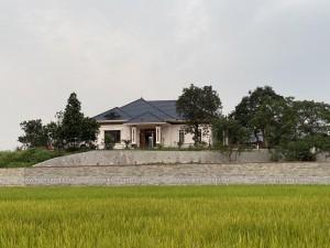 Mẫu biệt thự 1 tầng 4 phòng ngủ tại Thái Nguyên