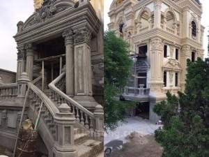 Biệt thự 4 tầng kiểu Pháp tại Đà Nẵng