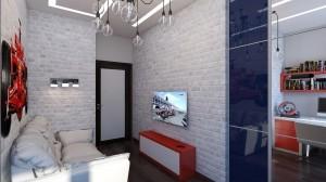 Nội thất chung cư hiện đại tại Gia Lâm