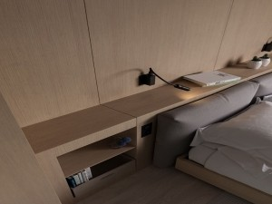 Nội thất chung cư hiện đại tại Ứng Hòa