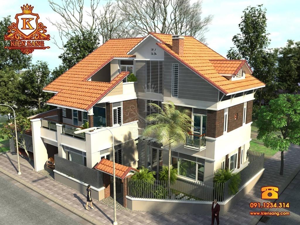 Top 10 biệt thự đẹp nhất phường Văn Miếu