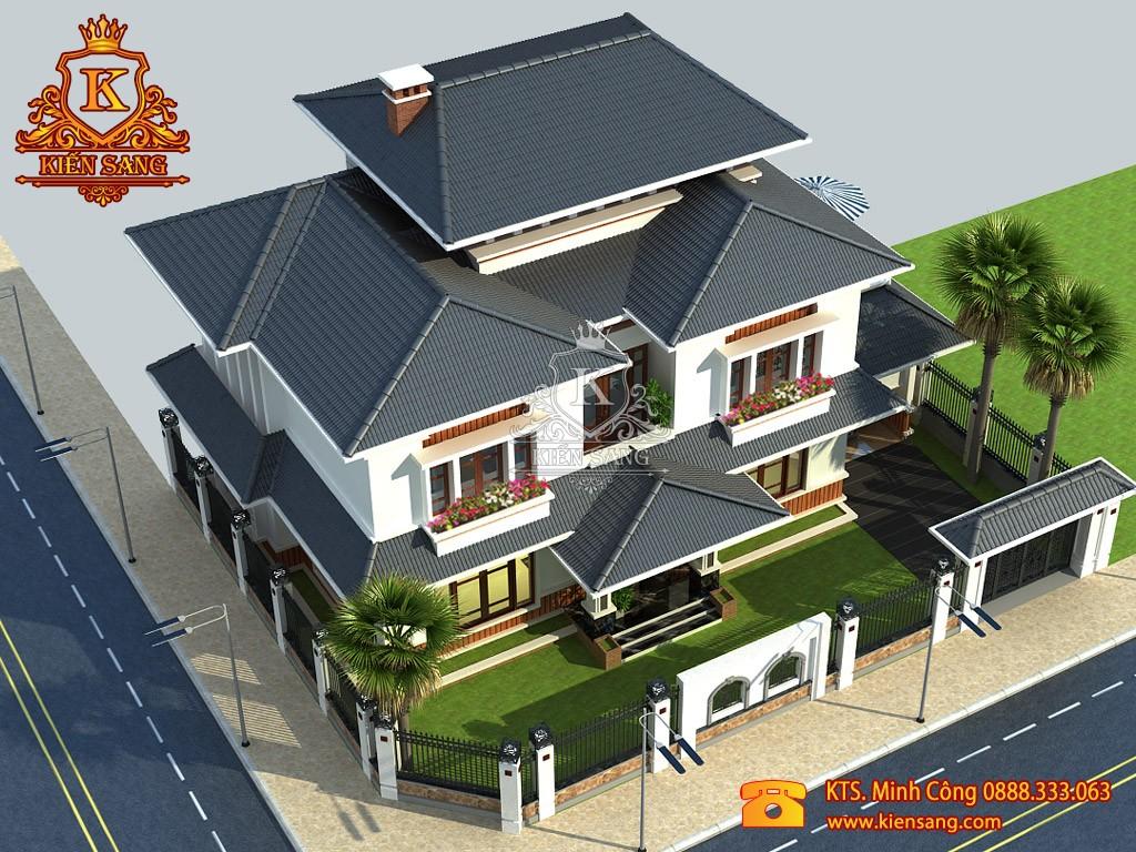 Top 10 biệt thự đẹp nhất phường Tăng Nhơn Phú B