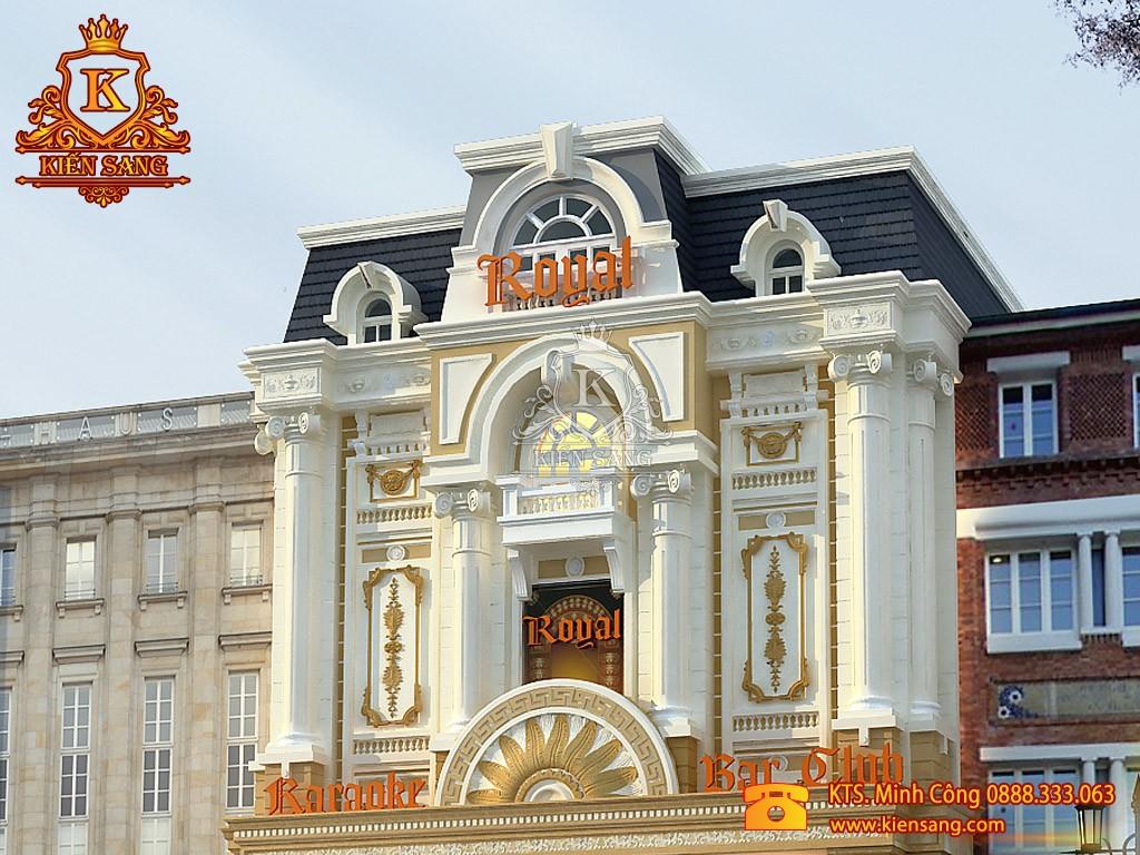 Khách sạn 5 tầng cổ điển tại Đà Nẵng
