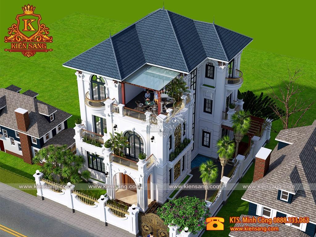 Top 10 biệt thự đẹp nhất phường Thảo Điền