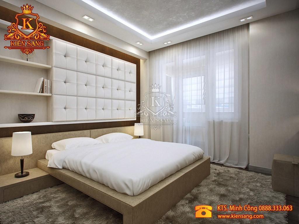 Nội thất chung cư hiện đại tại Thanh Xuân