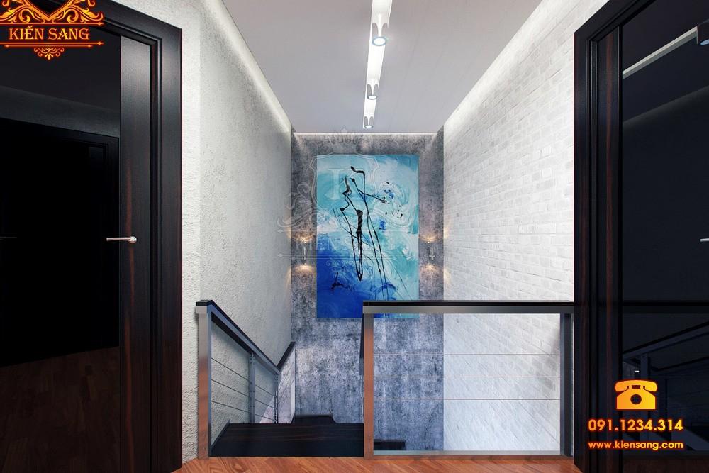 Nội thất chung cư hiện đại tại Thanh Trì