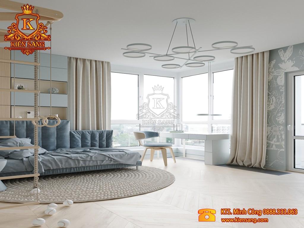 Nội thất chung cư hiện đại tại Phú Xuyên